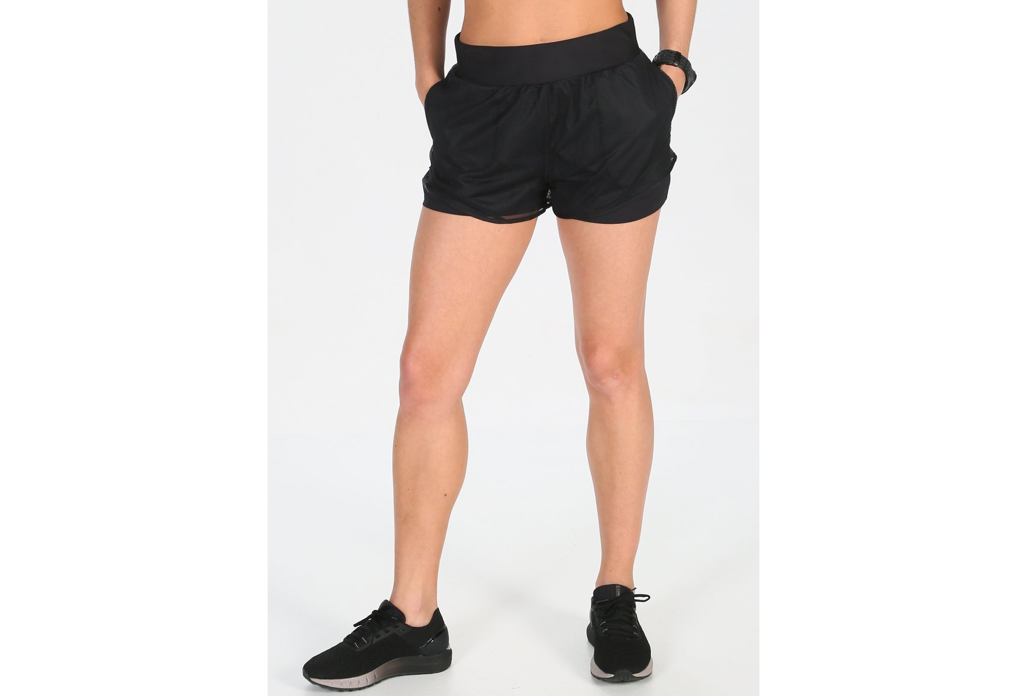 Under Armour Warrior Mesh Layer W vêtement running femme