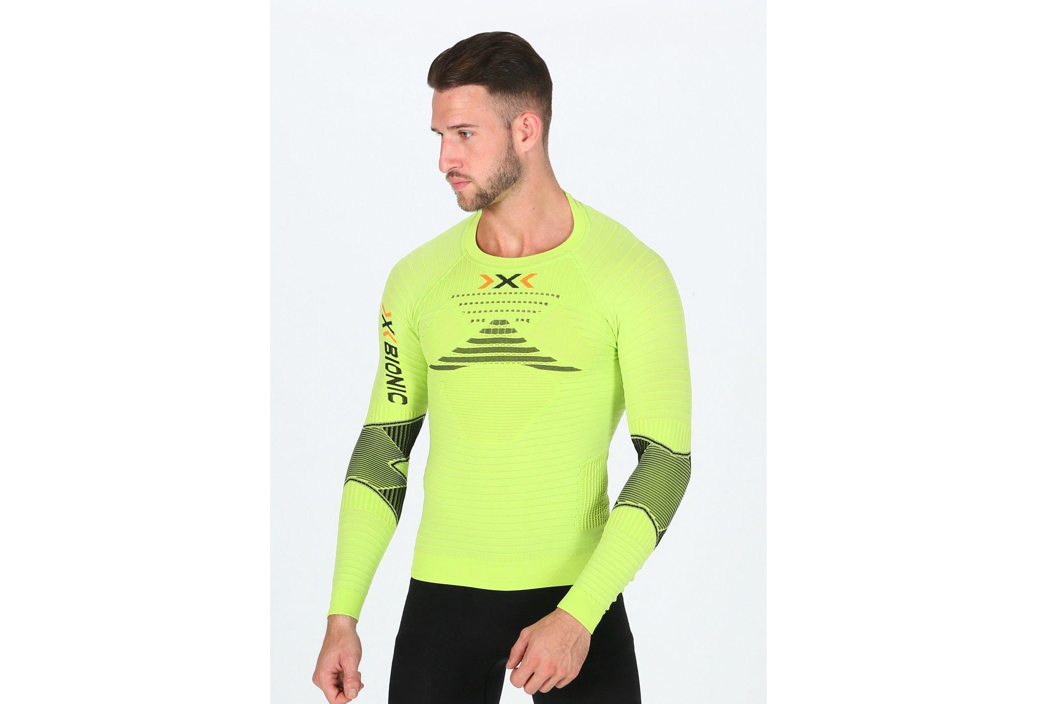 X-Bionic Effektor L/S M Diététique Vêtements homme