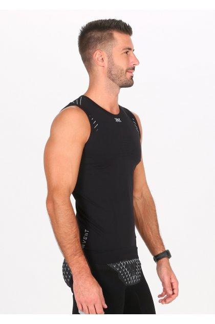 X-Bionic Camiseta sin manga Invent 4.0