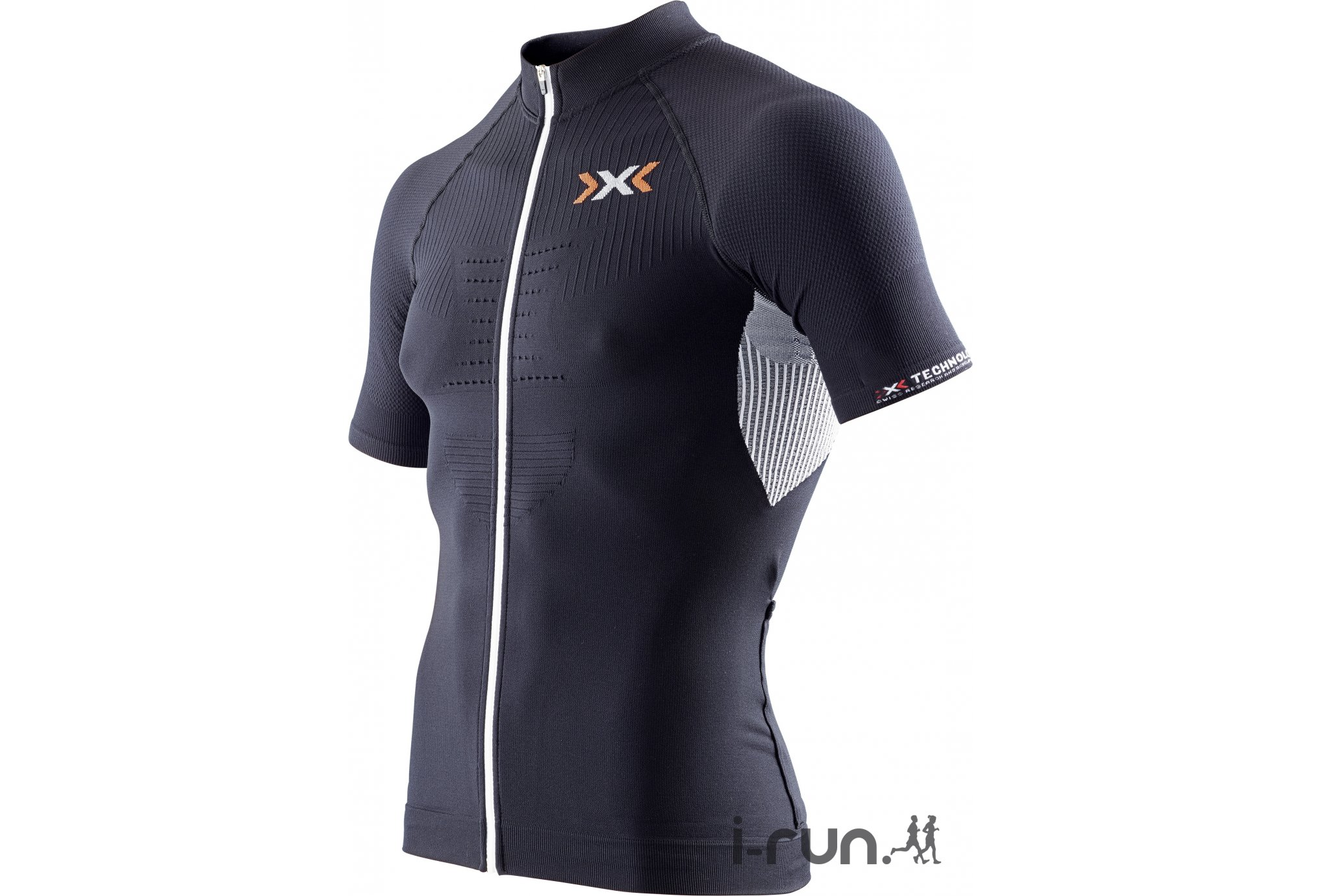 X-Bionic Maillot The Trick Biking M vêtement running homme