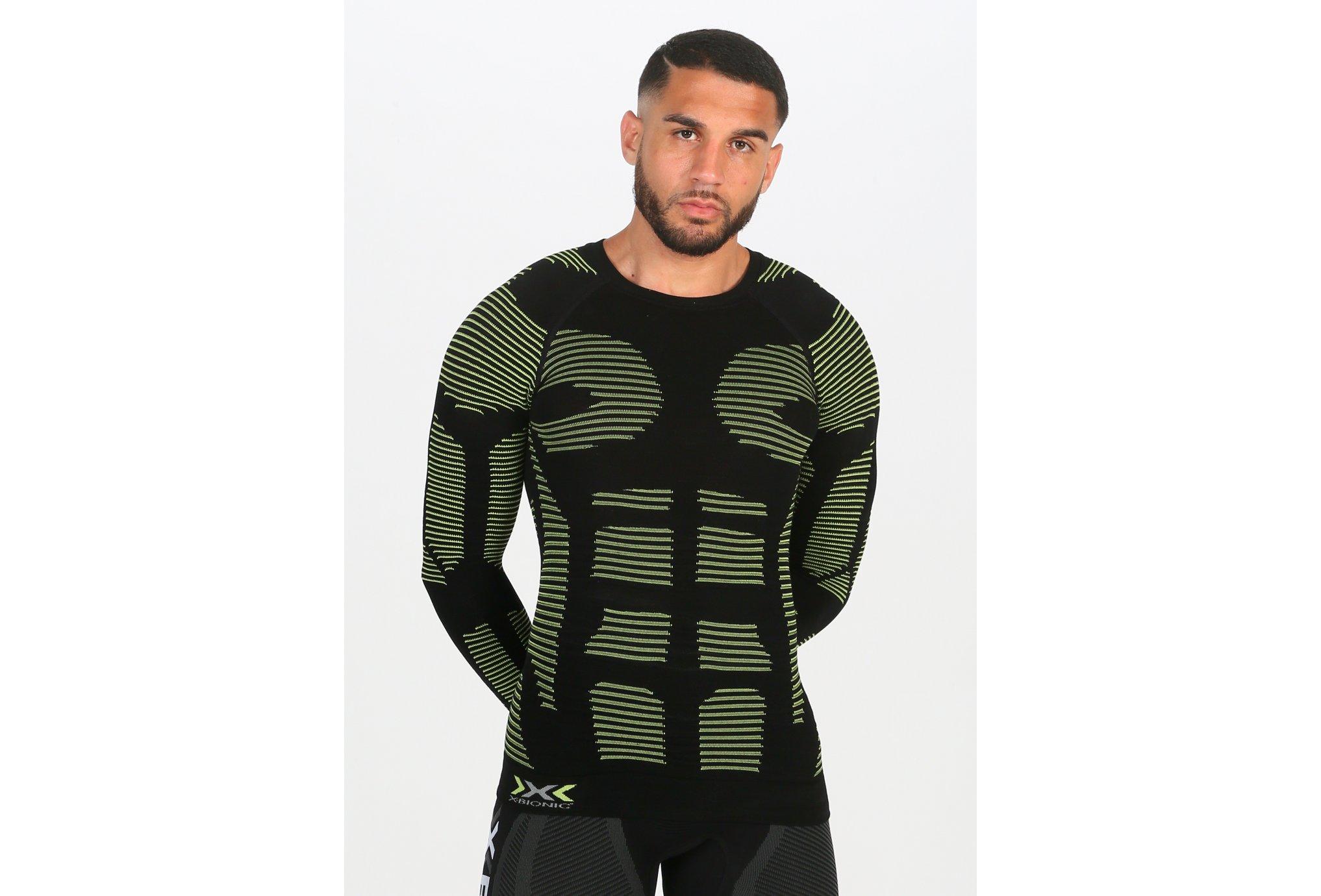 X-Bionic Recovery M vêtement running homme