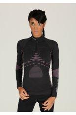 X-Bionic Tee-shirt Energy Accumulator EVO 1/2 zip W