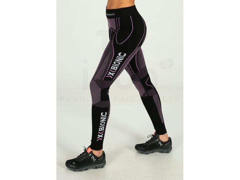 X-Bionic The Trick Running W pas cher - Vêtements femme running Collants    pantalons en promo b8cc3d5887c
