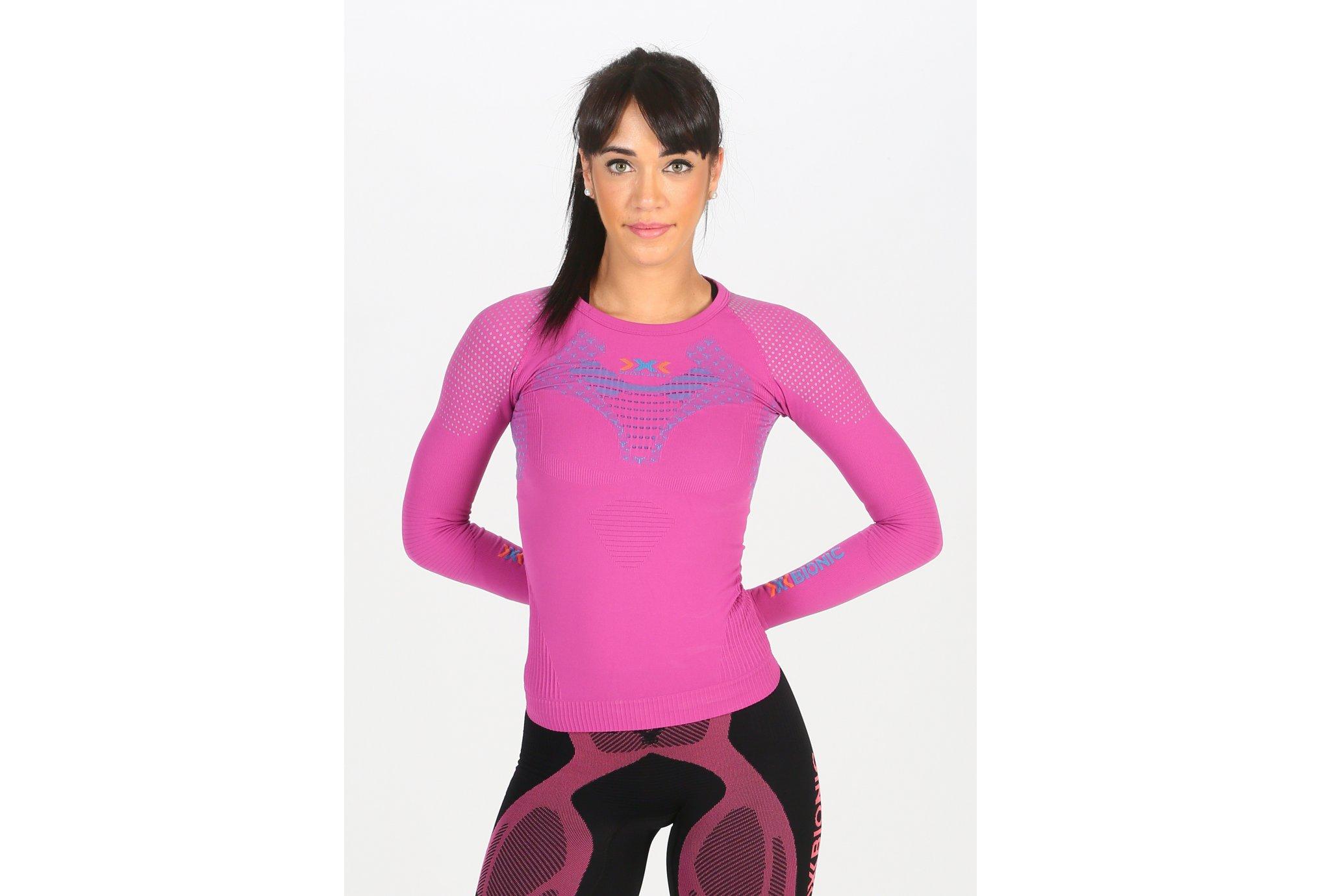 X-Bionic Twyce Run W Diététique Vêtements femme