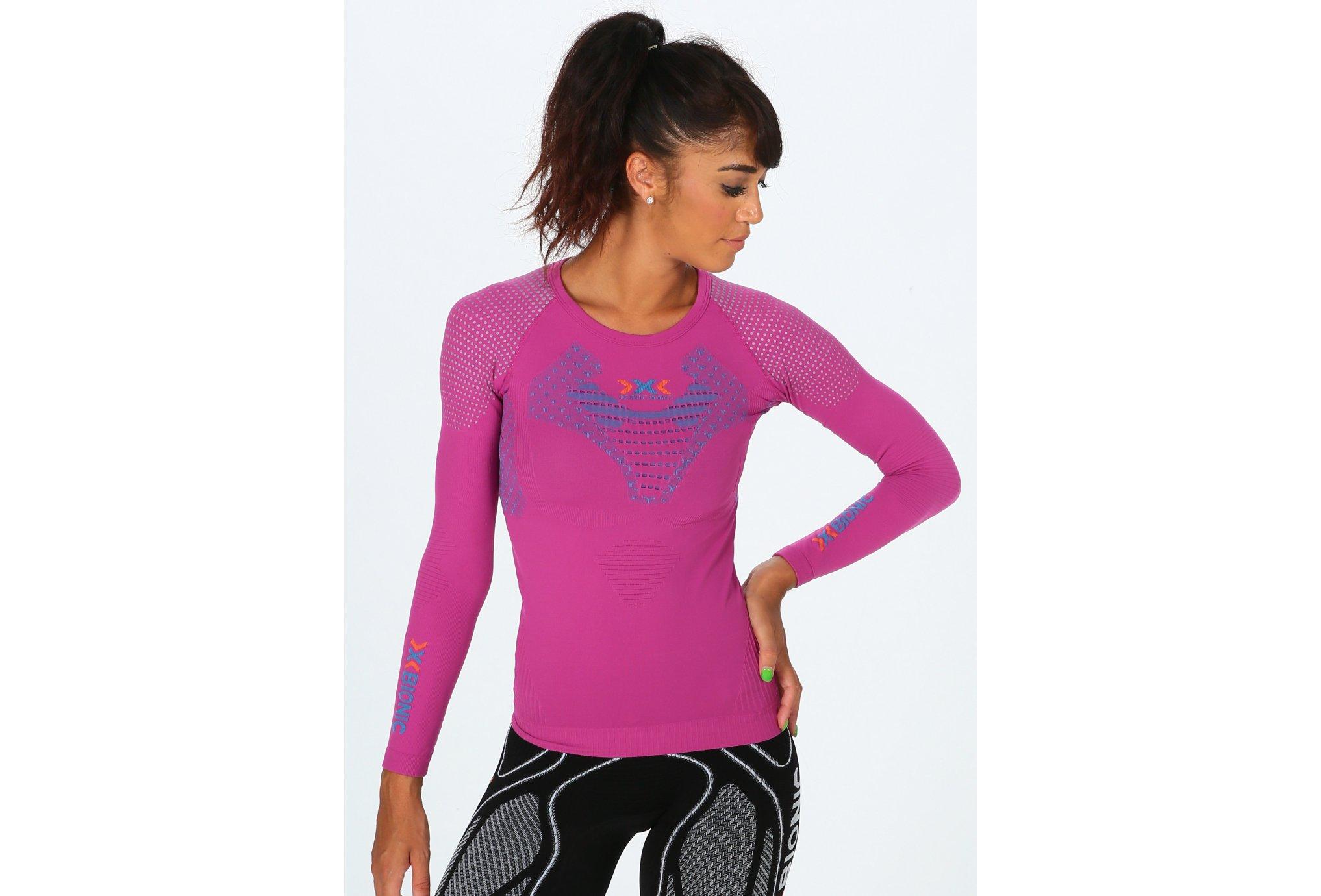 X-Bionic Twyce Run W vêtement running femme