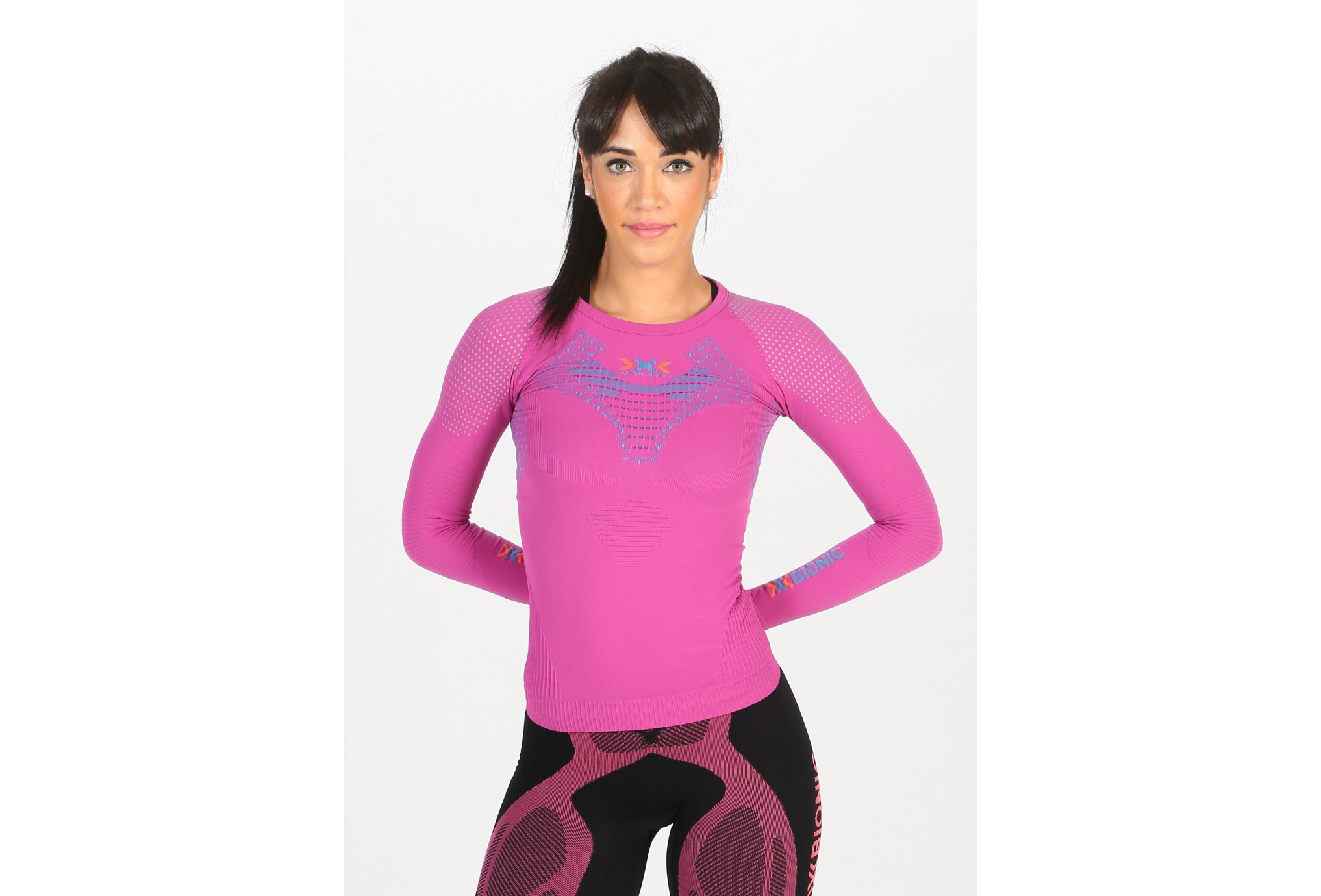 X-Bionic Twyce Run W vêtement running femme