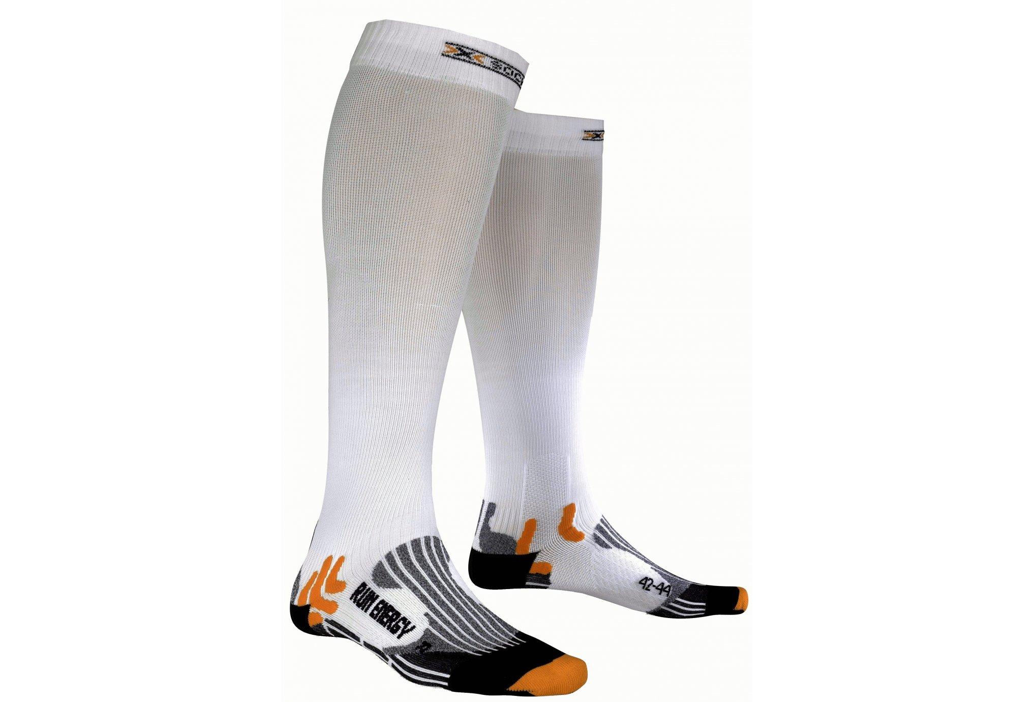 X-SOCKS Run Energizer Homme Chaussettes