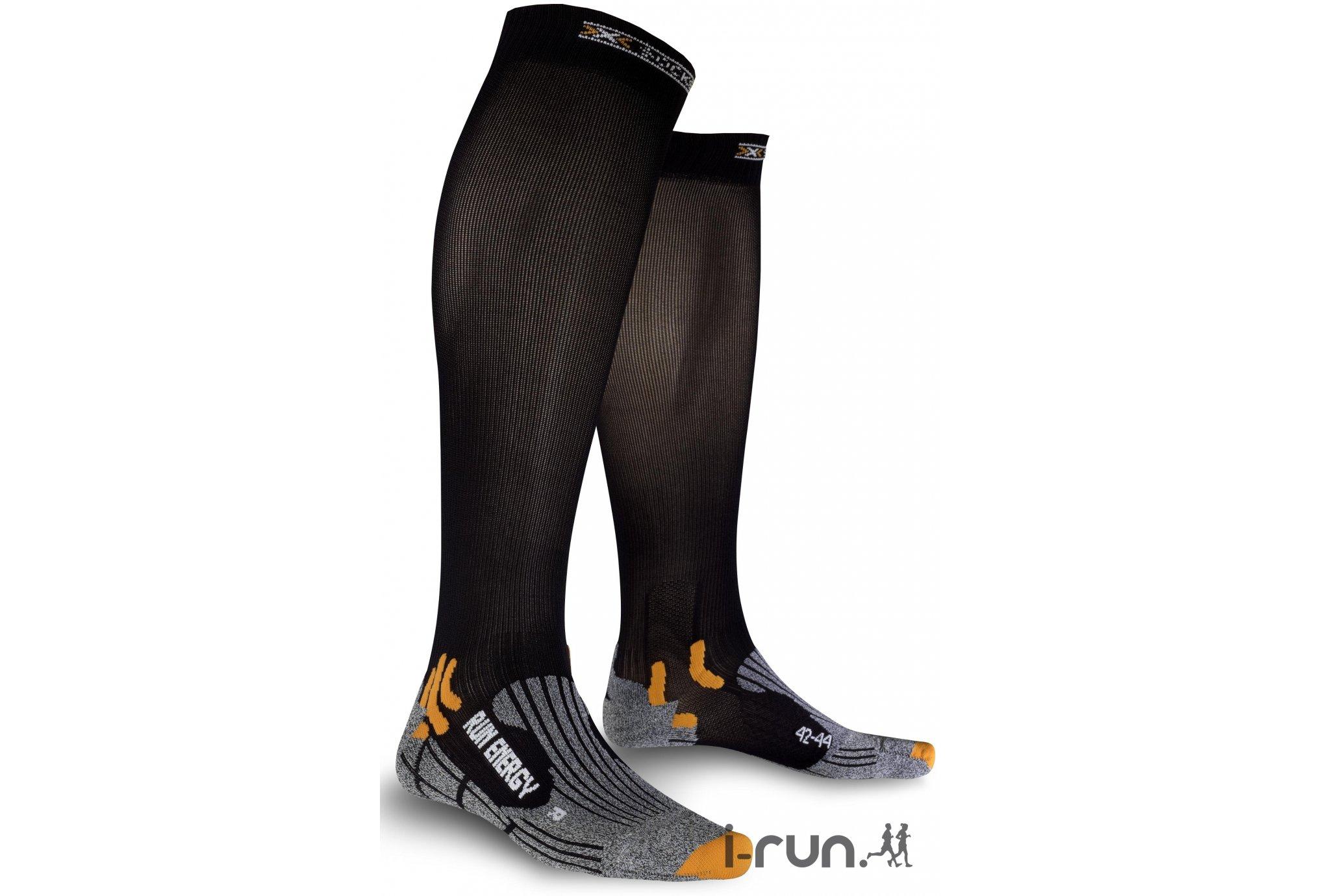 X-Socks Chaussettes Run Energizer Chaussettes