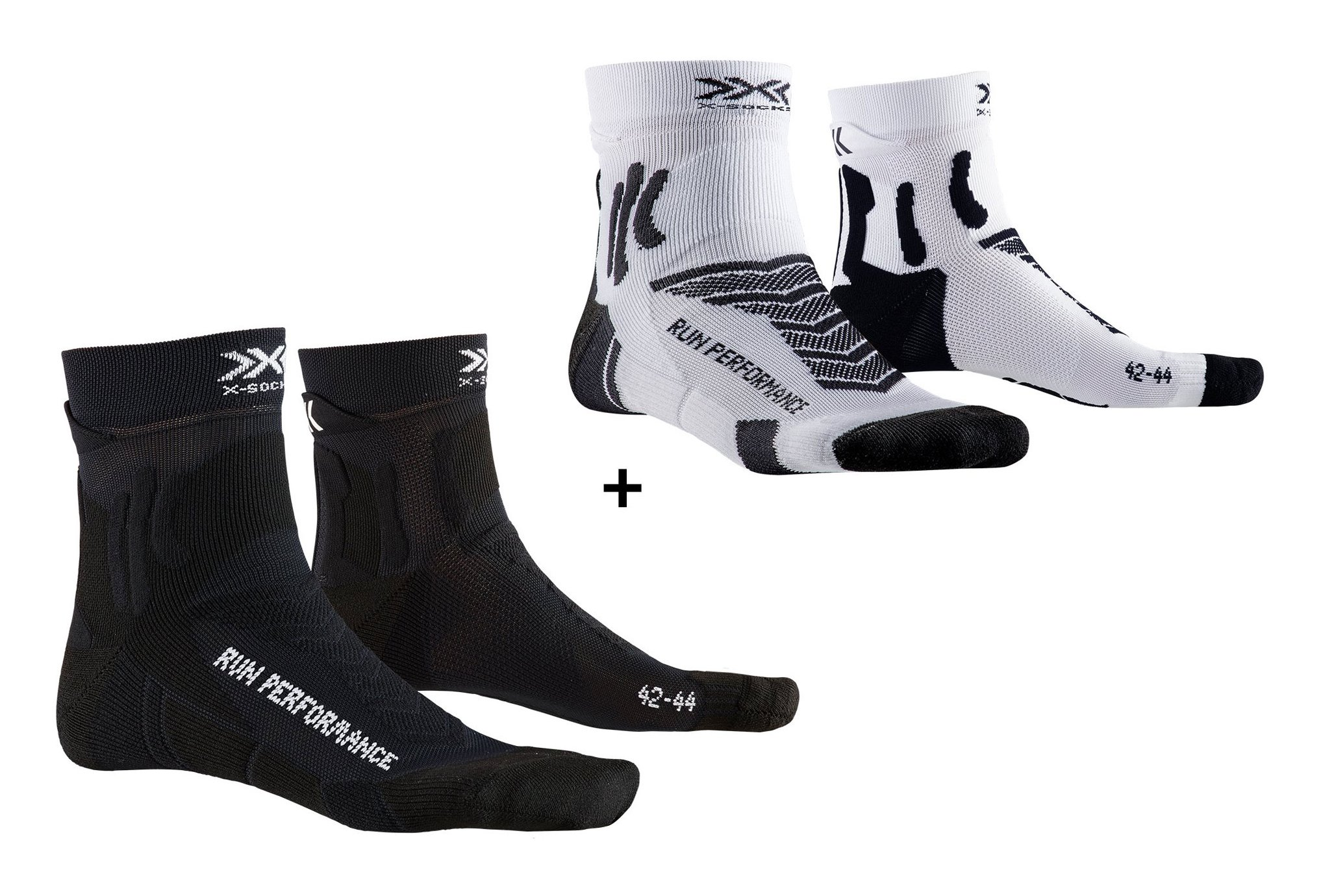 X-Socks Pack Run Performance Chaussettes