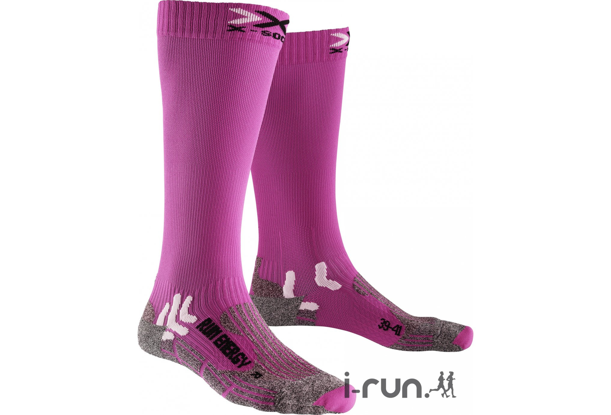 X-Socks Run Energizer W Chaussettes