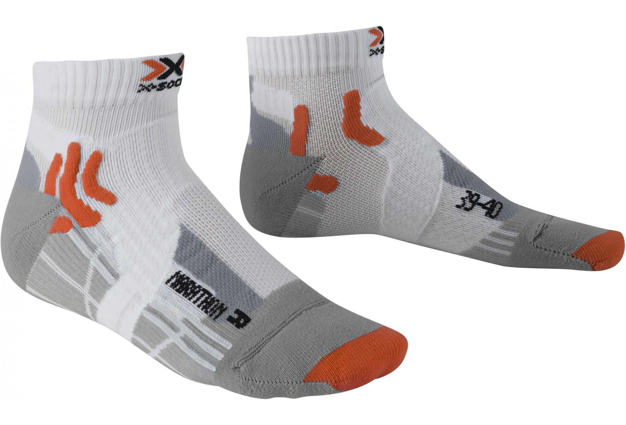 X-Socks Run Marathon W Chaussettes