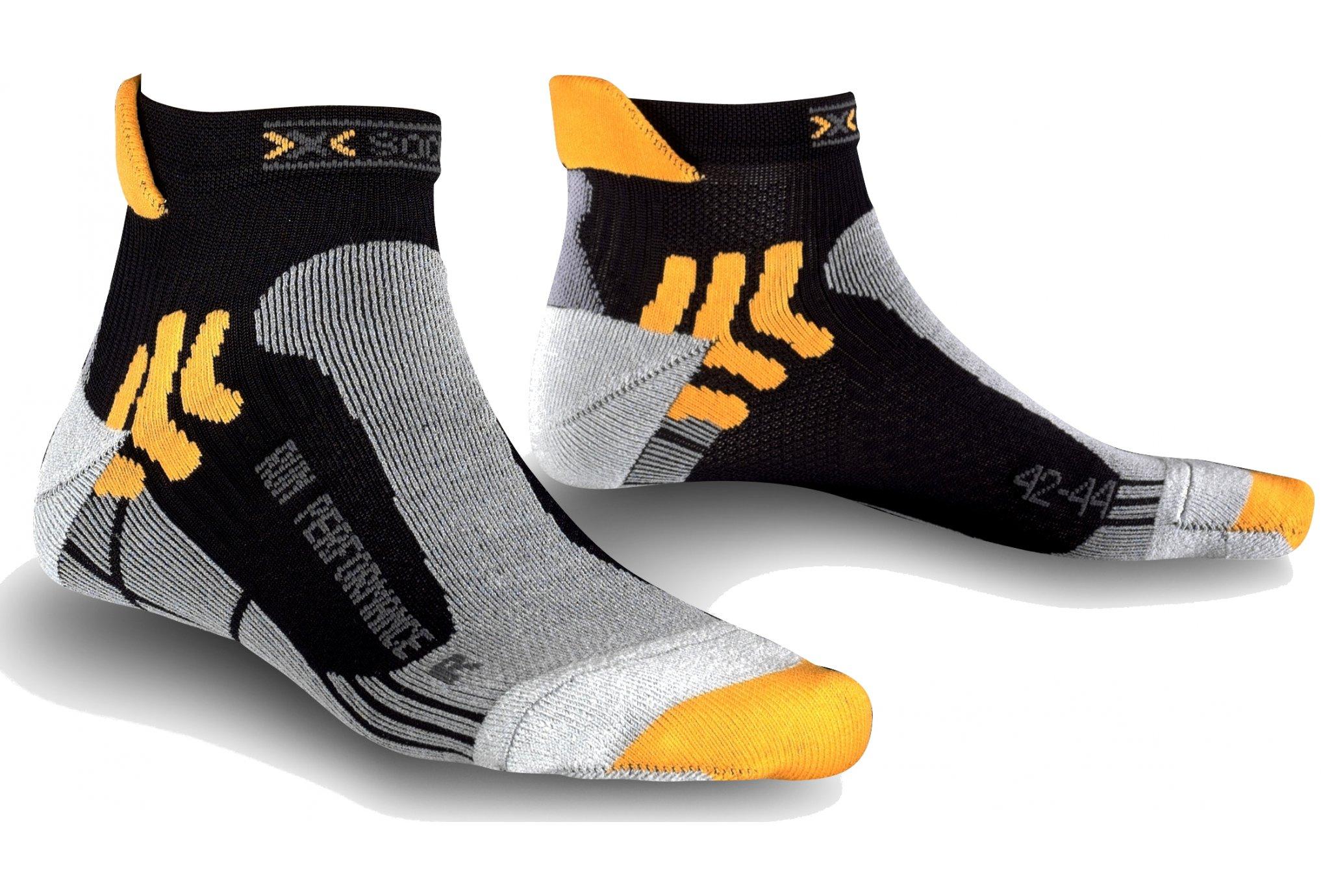 X-Socks Run Performance Chaussettes