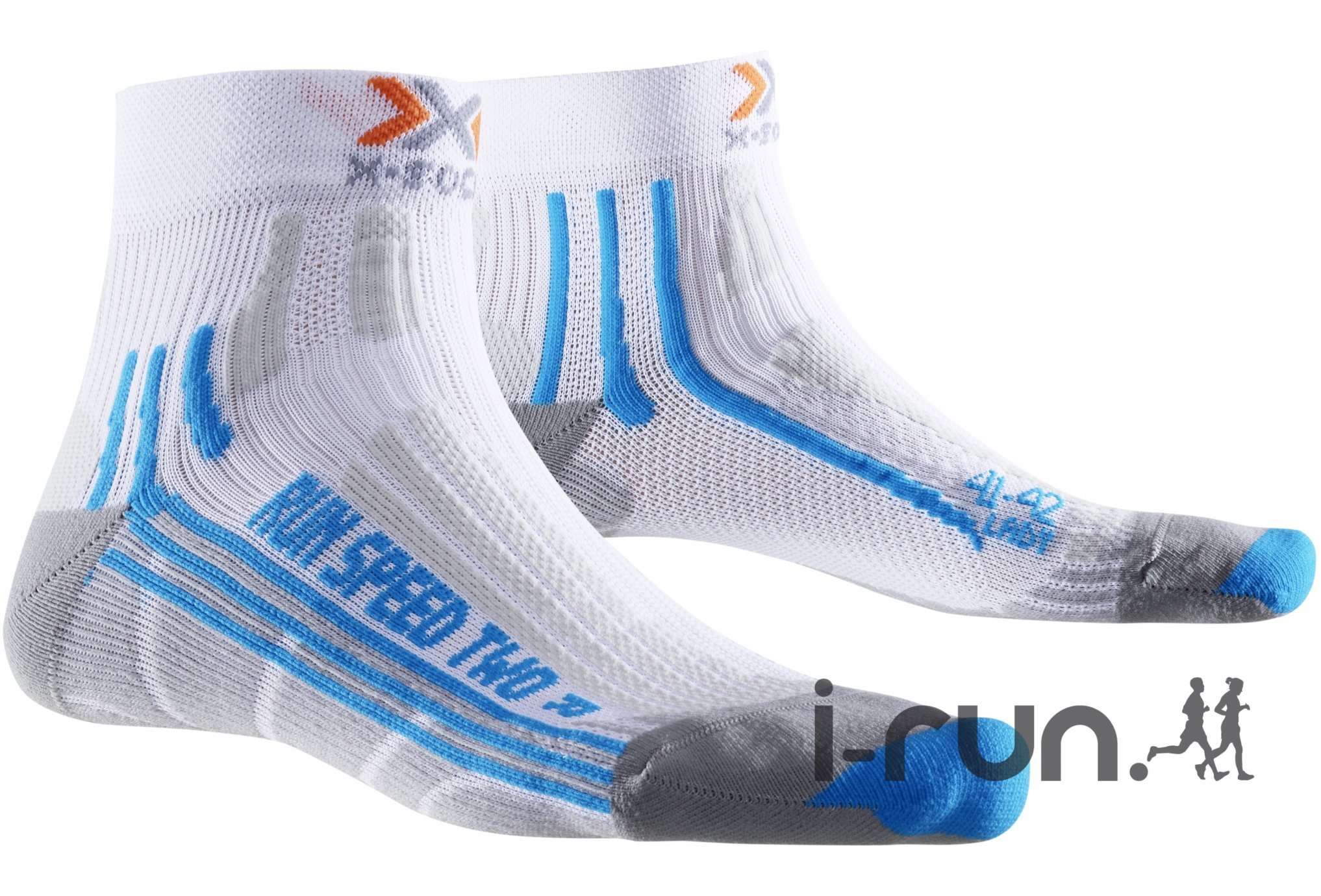 X-Socks Running Speed Two W Chaussettes