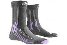 X-Socks Trek Silver W