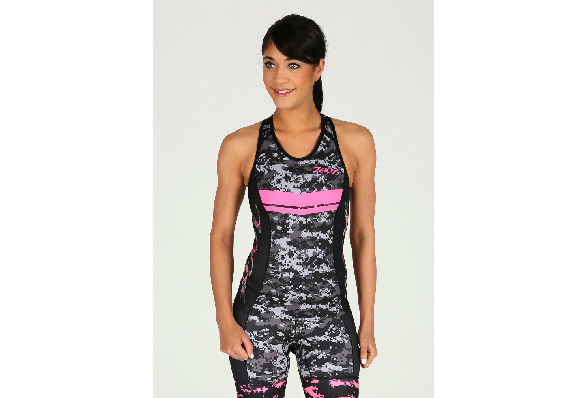 Zoot Tri LTD Racerback W Diététique Vêtements femme