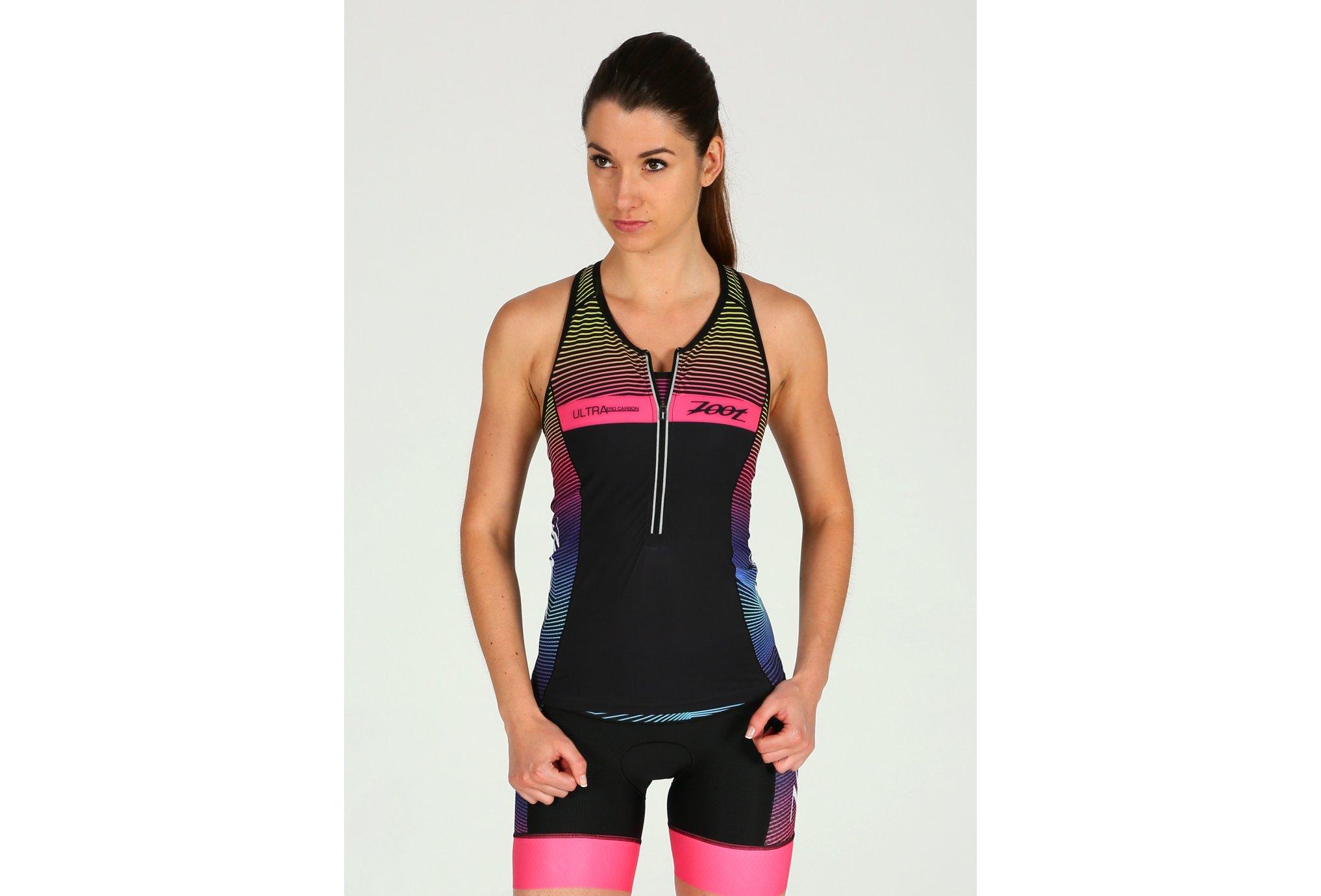 Zoot Ultra Tri Raceback W Diététique Vêtements femme