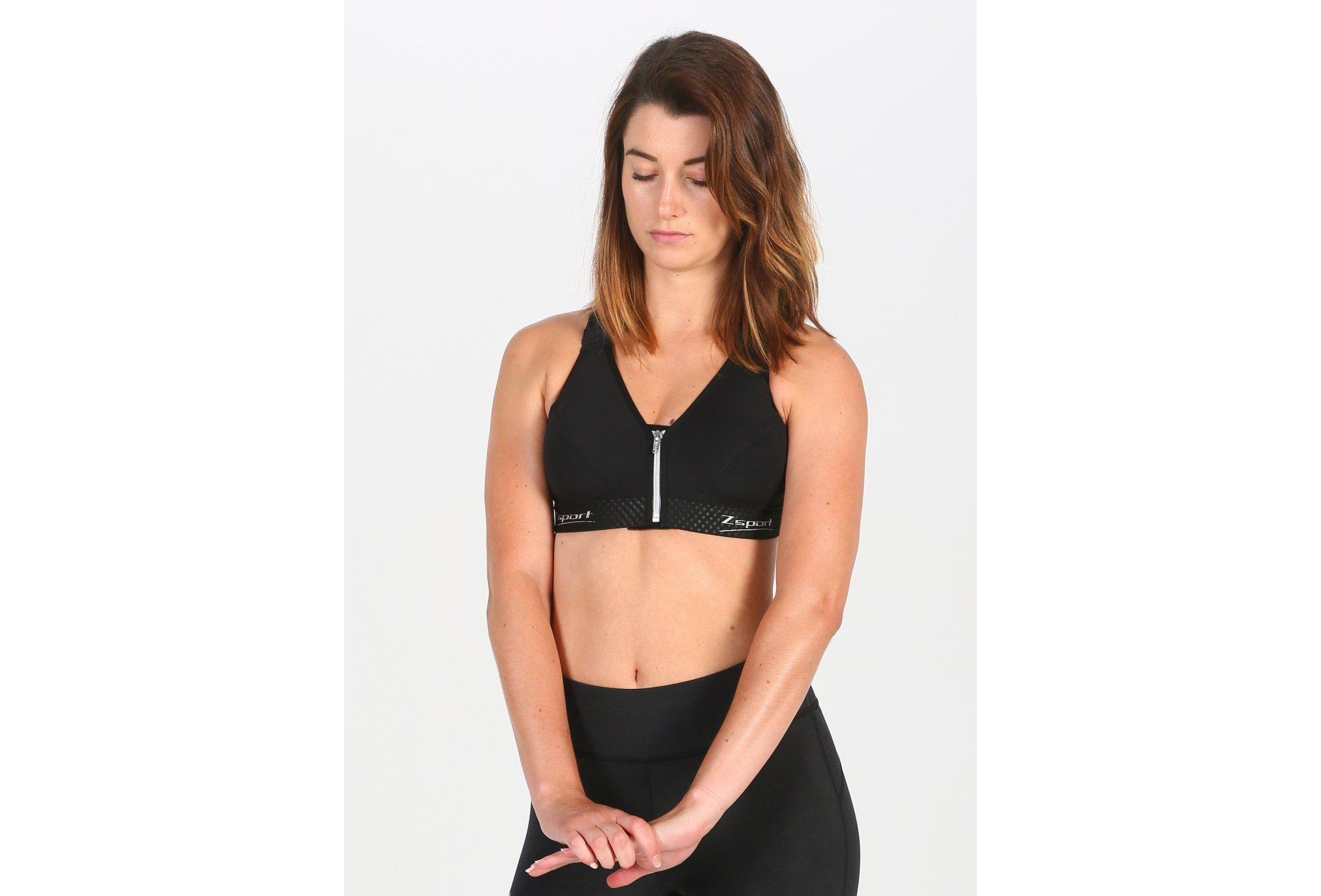 Zsport Silver vêtement running femme