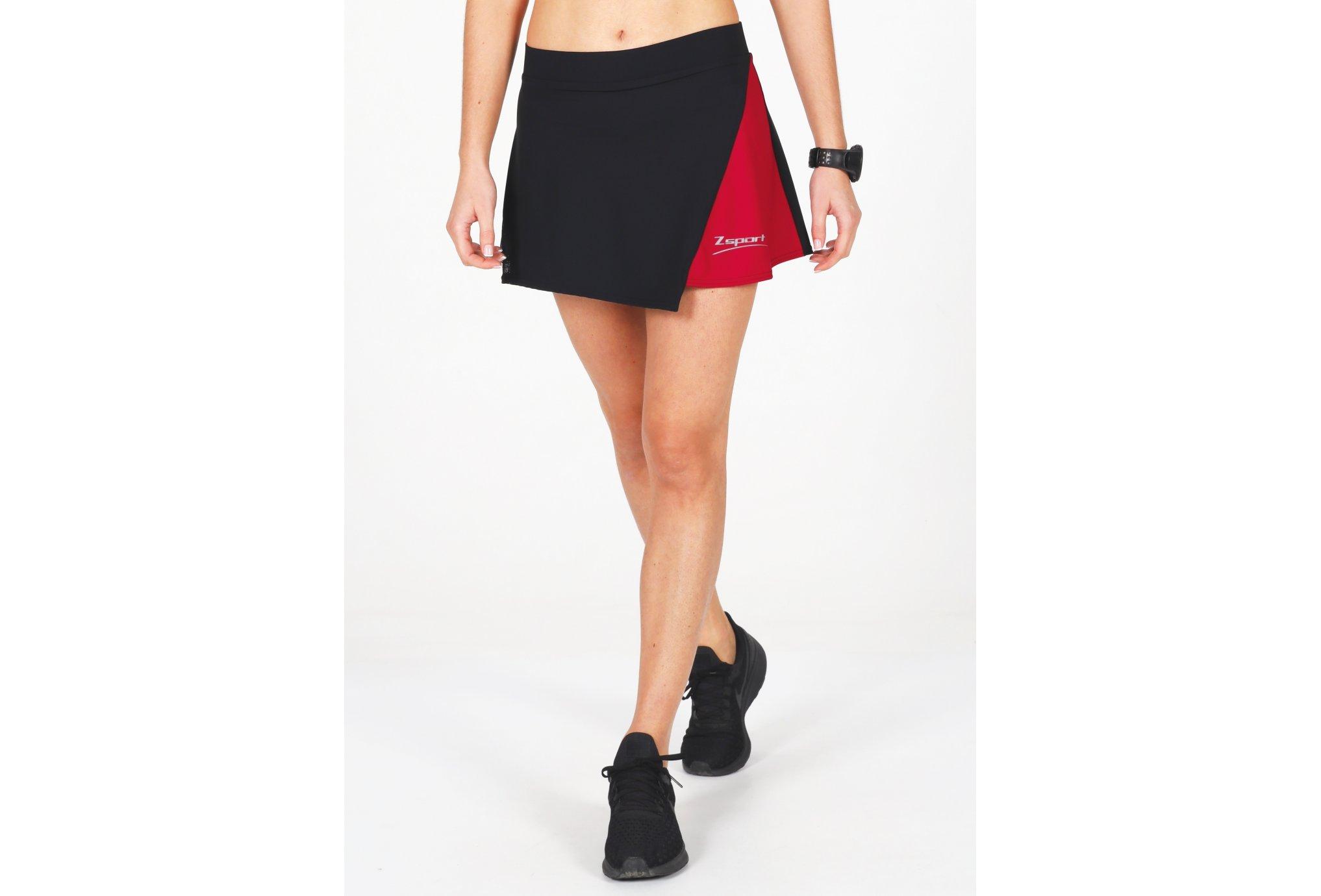Zsport Skort Running W Diététique Vêtements femme